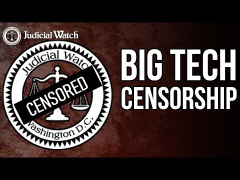 Leftist Big Tech Censorship OUT OF CONTROL