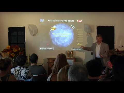 Dynamic emergent structures in art and science   Dr. Michael Russell   TEDxArt&ScienceLA
