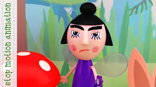 Daisy and Poppy want to play volleyball, Ben and Holly 2019