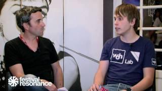 Festival Résonance édition #2 - Interview JORIS DELACROIX - AVIGNON 2010