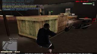 Net4Game - Porwanie oficera LSPD [3 osoby vs mobilka]