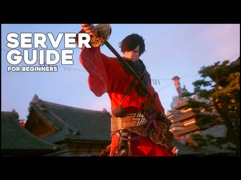 Final Fantasy XIV ? What's the Perfect Server for You?   New Player's Guide