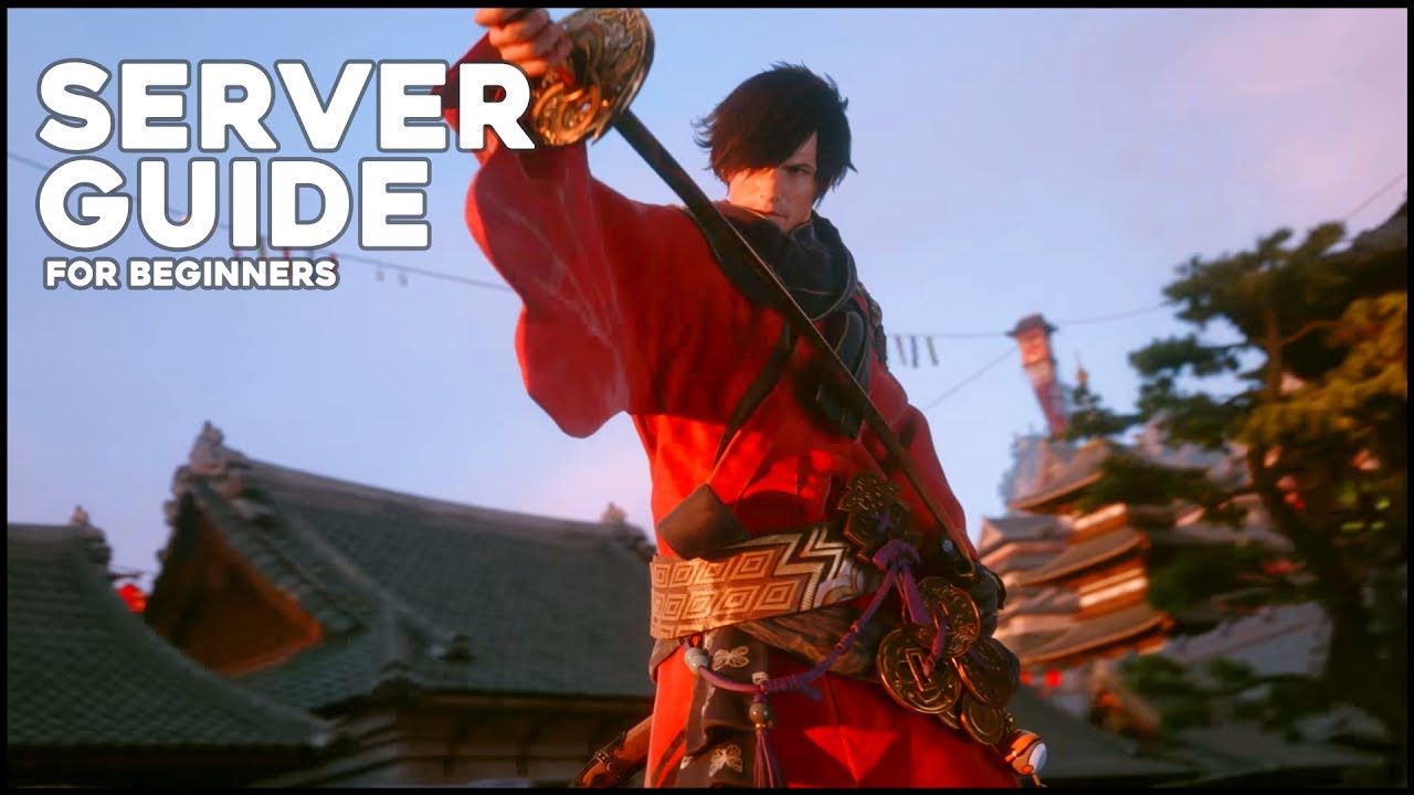 Final Fantasy XIV ► What's the Perfect Server for You? | New Player's Guide
