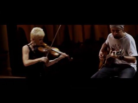 Fade to Black  Metallica Acoustic Violin and Guitar