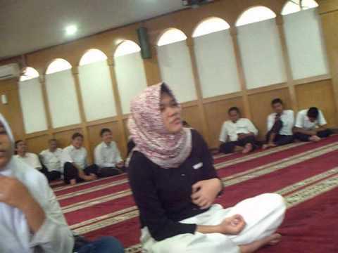 Santunan Anak Yatim Majelis Ilmu 114 Di Masjid Al-Mu'minun
