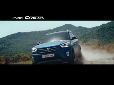 Аdvertising Реклама Hyundai Creta  Для дорог и направлений Полная версия