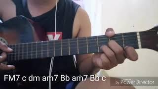 Aking pagmamahal guitar chords chloe anjeleigh version