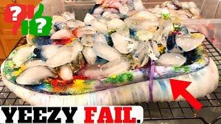 YEEZY CUSTOM SNEAKER FAIL!! 🤦♂️ ICE DYE TUTORIAL!