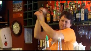"""Rhombus Guys Featured Drink """"the Golden Cadillac"""""""