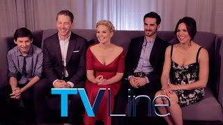 """Once Upon A Time"" Season 4 Preview at Comic-Con 2014 - TVLine"
