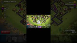 Clash of clans healer attack in archer