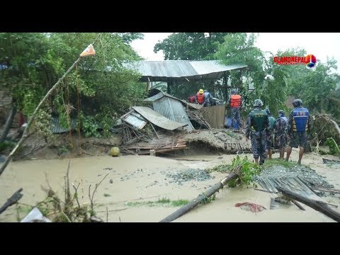 hugest flood ever all over terai is suffering viral infection