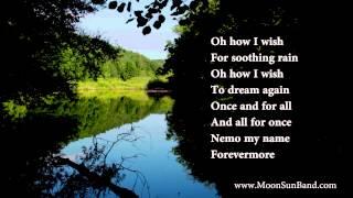 Nightwish - Nemo Instrumental with lyrics by MoonSun