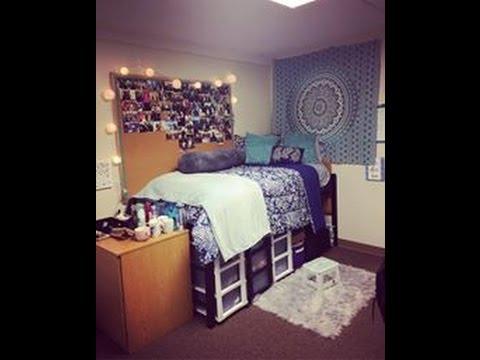 Dorm Room Tour 2016