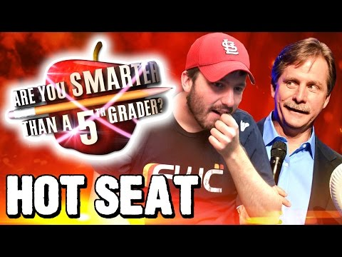 Hot Seat  Are You Smarter Than A 5th Grader