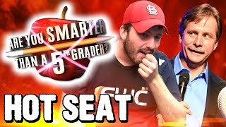 Hot Seat | Are You Smarter Than A 5th Grader
