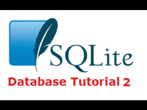 SQLite Tutorial 2 : Download and Install Free SqLite GUI Manager for Windows