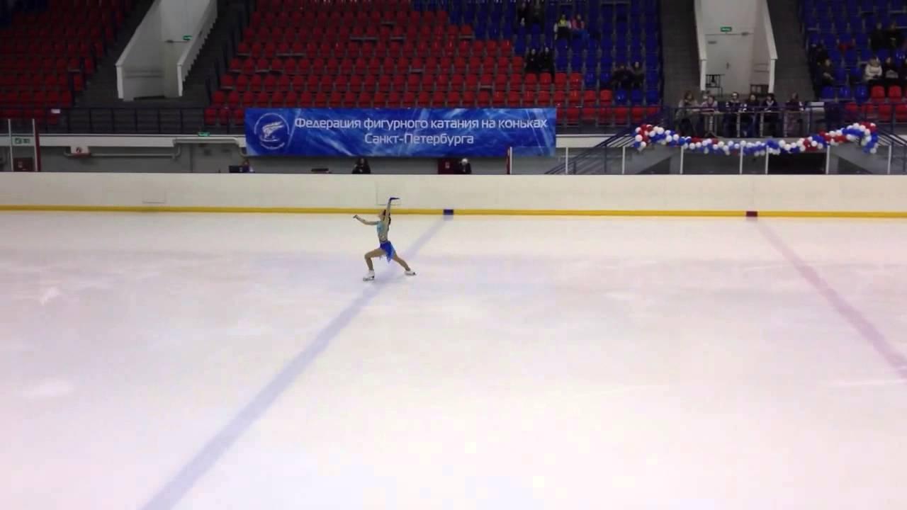Russian Nationals Ladies Fs Polina 14