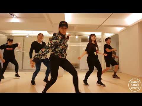 20171214 Jazz funk Choreographer by Mei/Jimmy dance Studio