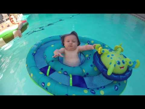 Swimways Baby Float Review | Dude Dad