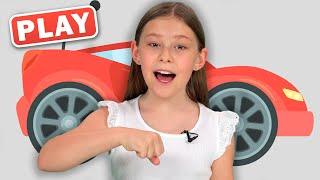 КукуPlay - КУКУТИКИ - Машинка - Песенка - мультик для детей про машину - Поем с Вероникой