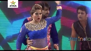 Anjna Sings Hot Dance Show in DUBAI Bhojpuri Program Aword Show2016