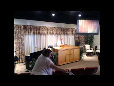 Sunday Service May 17th at Heartland Of Pentecost in Clarksville Tennessee