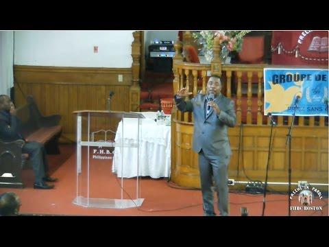 FHBC Boston Groupe De Priére 30th Anniversaire Reveil (October 14, 2016)