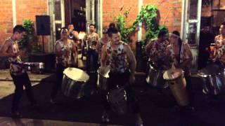 Pulsating Rhythms Of Brazil Thailand Style ไทเกอร์แม่กลอง ตลาดนัดรถไฟ ศรีนครินทร์ Train Night Market