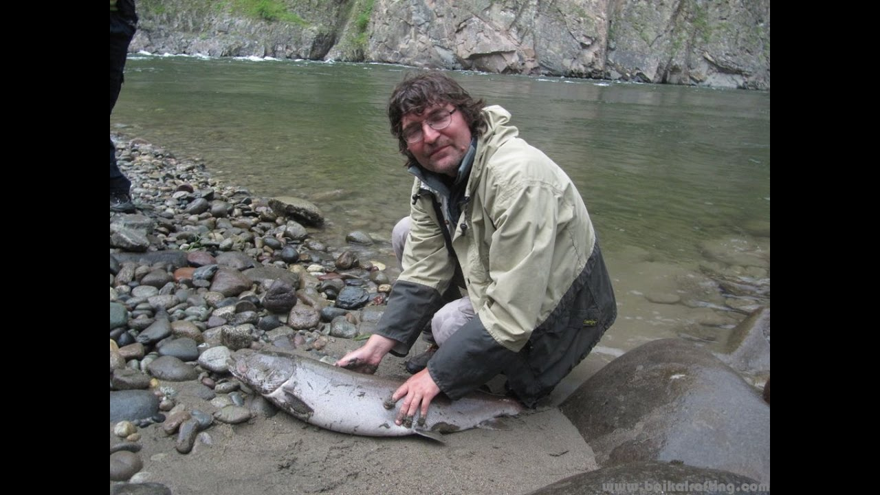 Рыбалка на китое в иркутской области