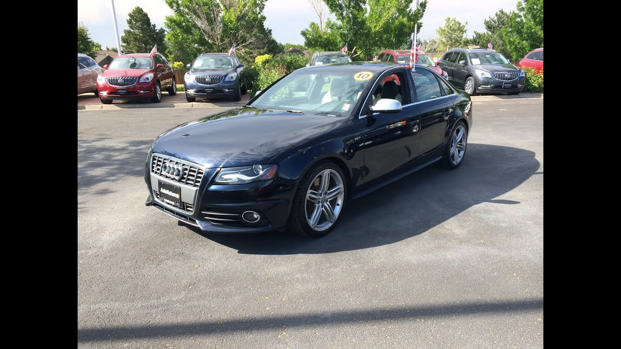 small resolution of 2010 audi s4 premium plus start up in depth tour and review