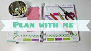 Plan With Me ❀ Decorating My Planner #22