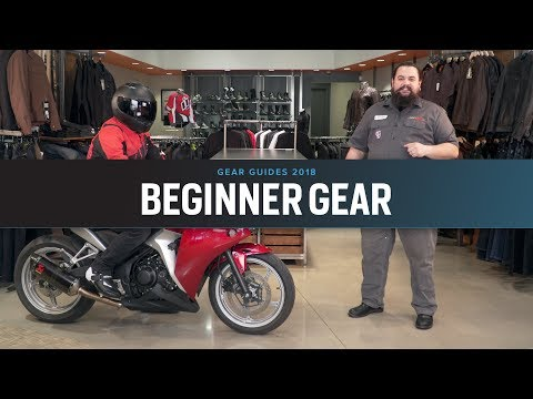 d0fad077809 Best Beginner Motorcycle Gear 2018