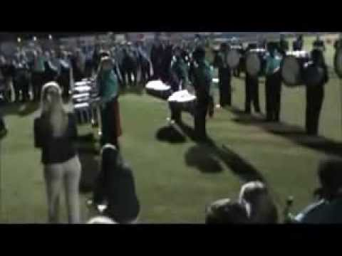 Jensen Beach High School Drumline 2013