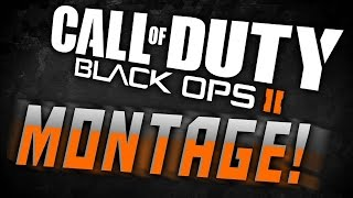 COD Black Ops 2: MASSIVE KILL STREAK!! relentless