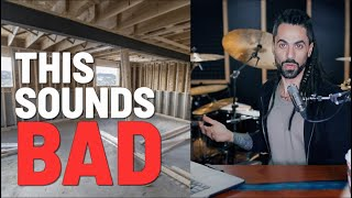 Sound Treating a Basement for Drums | Orlando Drummer Podcast