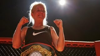 Female MMA fighter takes on Lisa Ling