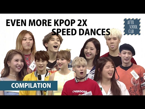 [COMPILATION] Even More Kpop 2x Speed Dances (with some extras)