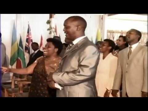 National TV coverage of Bishop Kakobe's Burundi Mission