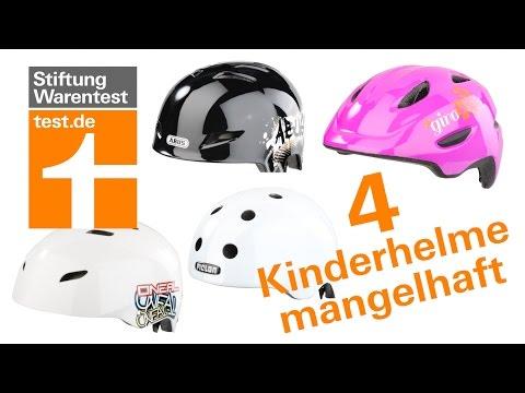 test-fahrradhelme-für-kinder:-diese-4-sind-mangelhaft