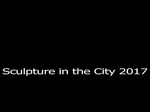 Sculpture in The City 2017 Slideshow - London - July 2017