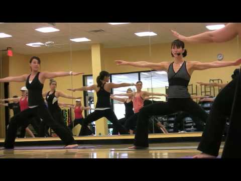 Group Centergy Workout