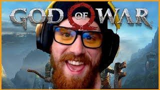Good Morning Daddy | GOD OF WAR Walkthrough Gameplay Part 15 HARDEST DIFFICULTY