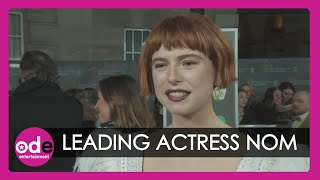 BAFTAs: Jessie Buckley never expected success