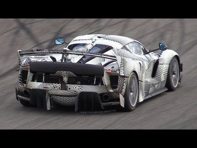 The Ferrari Fxx K Evoluzione Could Be Maranellos Answer To The
