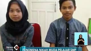 "Takut Tidur Sendirian, Pelajar SMP ""Ngotot"" Nikahi Pacarnya - iNews Siang 16/04"