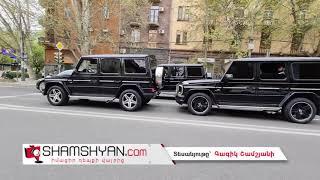 Երևանում «յաշիկների» ուղեկցությամբBMW-ի վարորդը չկարողացավ խուսափել Երևանի ճանապարհային ոստիկաններից