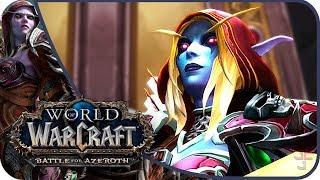World of Warcraft: Battle for Azeroth en Español - ASALTO DE LORDAERON ► GAMEPLAY PC 1440p