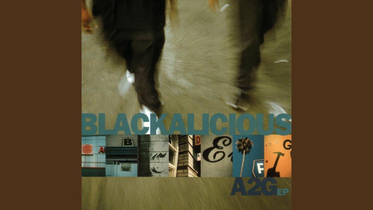 Back To The Essence Blackalicious Letras