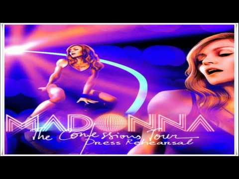 Madonna - Paradise (Not For Me) (Dress Rehearsal)
